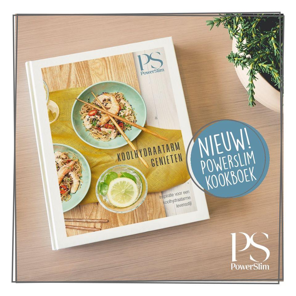 Een PowerSlim kookboek | De Krachtwacht