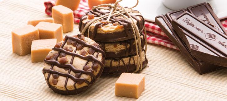 Zoete snacks uit één van de PowerSlim pakketten | De Krachtwacht